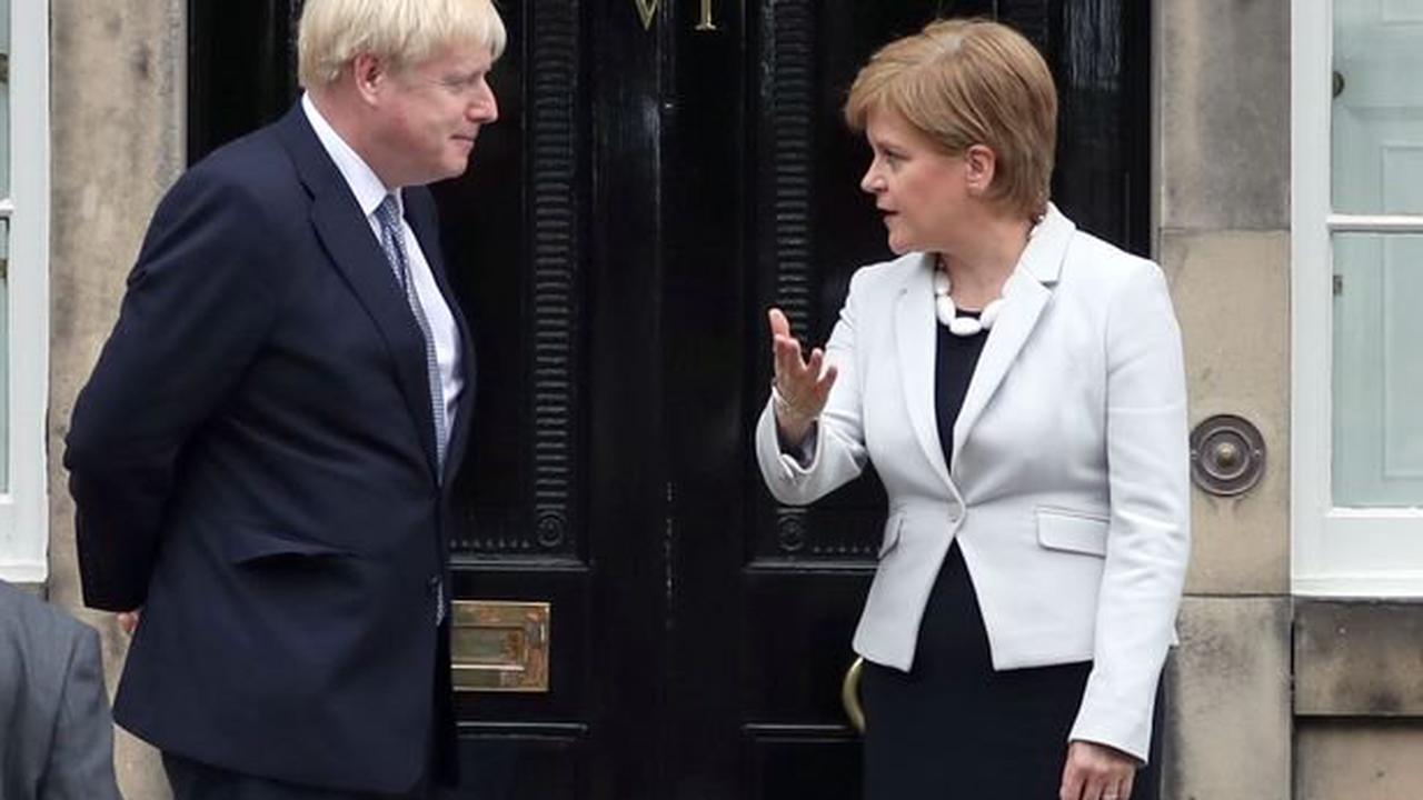 Boris Johnson snubs Edinburgh summit with Nicola Sturgeon on Covid recovery