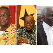 Did You Know Lecturer Who Taught Akufo- Addo, Tsatsu Tsikata, & Pro. Atta Mills Is A Top Politician?