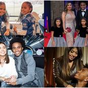 Meet Willian's Wife Who Is Six Years Older Than Him, And His Adorable Twin Daughters As He Turns 32
