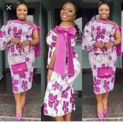 Look Attractive And Gorgeous In These Magnificent Ankara Tops Styles For Any Occasion