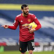 The Record Bruno Fernandes Broke in Manchester Derby