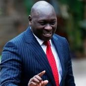Joshua Kutuny Hints The Person Who Will Likely Be The Chief Justice, Kenyans Reacts