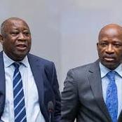 15 janvier 2019-15 janvier 2021 : il y a 2 ans, Gbagbo et Blé Goudé avaient été acquittés par la CPI