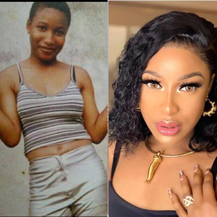 Nollywood celebrities throwback photos