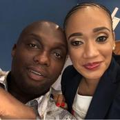 Mapaseka and her husband are the most inspiring celebrity couple : Here is why