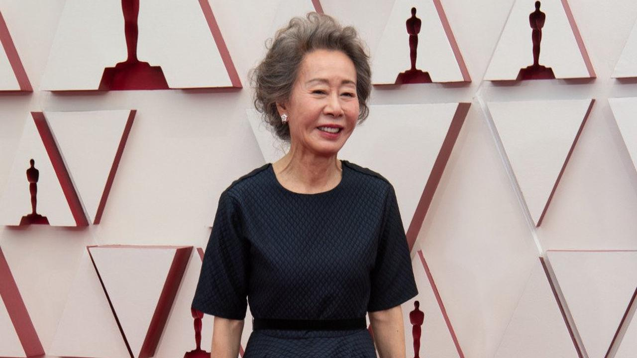 Yuh-Jung Youn thinks Oscar win was down to 'luck'