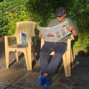 Nyeri Town MP Hon Ngunjiri Wambugu Causes a Stir Online as He Shares This Photo