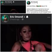 Eric Omondi Stuns Netizens with Wife Material 2 Call Hinting His Beef With Diamond Platnumz