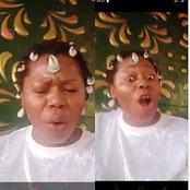 """Your Deputy Jesus Cannot Forgive"" –Ezenwanyi Iyeri Oba Slams Odumeje And Rita (Video)"