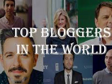 Highest Earning Bloggers In The World, Top 20 List.