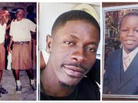 See Throwback And Old Photos Of Ghanaian Celebrities.