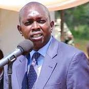 Oscar Sudi sends a message to Kipchumba Murkomen