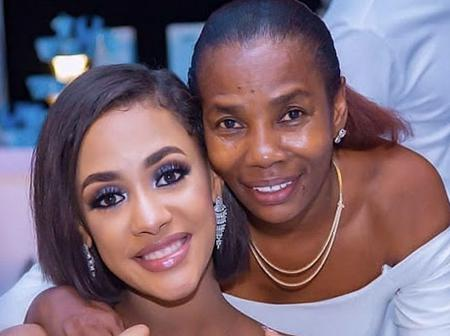 Mama Umetuchosha: Diamond's Mother Told After She Posted This Photo Online