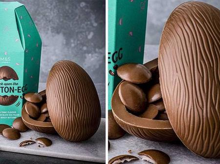 Newly Launched Gin and Tonic Easter Egg a Sweet Welcome for Alcohol Lovers