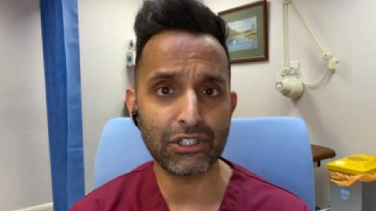 Dr Amir Khan details blood clot signs as he dispels fears over Oxford vaccine