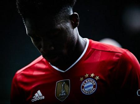 Bayern star opens up about African refugee background