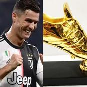 After Ronaldo Scored A Goal Against Spezia, Look At How Serie-A Golden Boot Table Changed