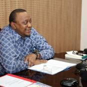 End of Nationwide Dusk to Dawn Curfew?  President Uhuru is expected to address the nation soon