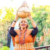 Moments When Rev Lucy Natasha Decides To Go Cultural - Check Out These 12 Beautiful Photos