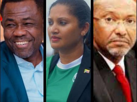 Caf / Véron, Kanizat, Njoya : Les trois nouveaux rentrants