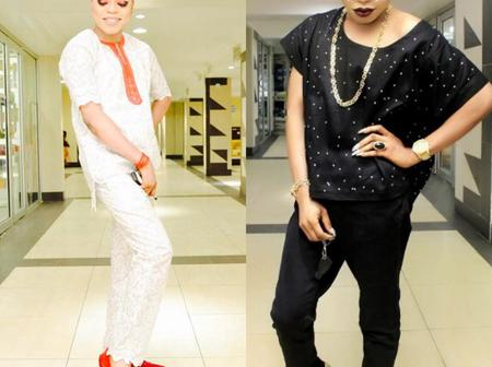 Bobrisky Is A Real Man This Pictures Will Surely Convince You