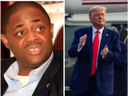 Hours After Donald Trump Was Impeached, See How Fani Kayode Responded On Social Media