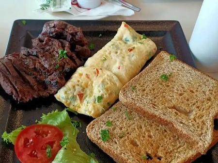 Guardian Angel's Breakfast Meal That Has Left Kenyans Talking