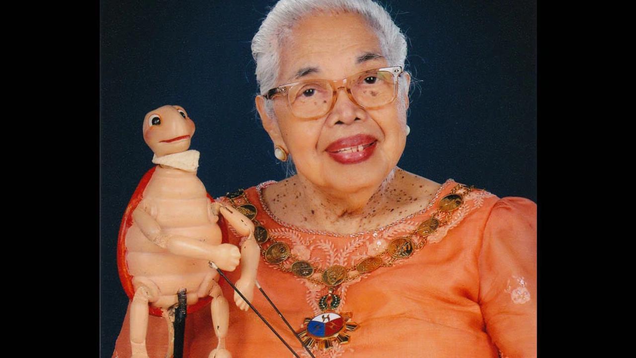 National Artist for Theater Amelia Lapeña-Bonifacio passes away at 90