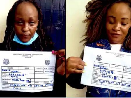 How Grace Njeri aged 29 and Evelyne Esendi aged 32 Enticed A Man in Mwea and Stole From His ATM