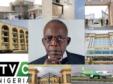 """11 Companies Allegedly Owned by Bola Ahmed Tinubu """"Jagaban of Lagos"""" (PHOTOS)"""