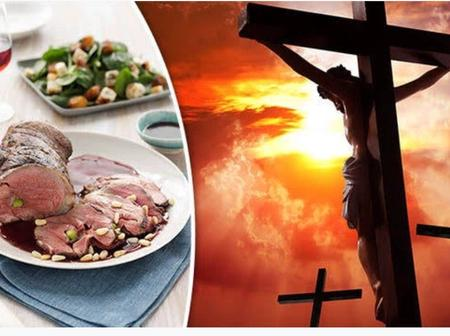 Few Hours To Good Friday, See What Catholics Above Age 14 Should Abstain From And Must Do