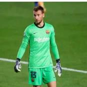 Arsenal looking at £18m-rated Barcelona star as Leno backup