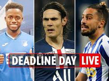 Man Utd Transfer deadline day: Cavani complete medical, Telles arrived for medical, Traore done deal