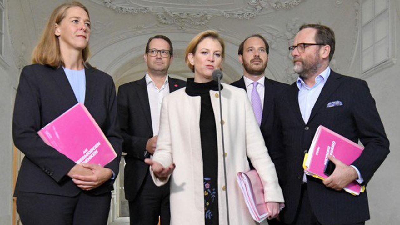 NEOS-Chefin Meinl-Reisinger beschwor bei Wiederwahl Neustart