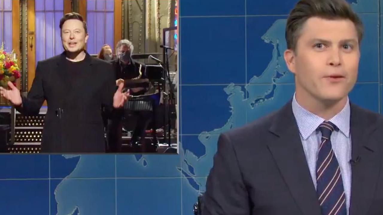 SNL cast mock Elon Musk during show after hitting out over his selection