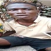 Before Stealing Money From My Victims' Bank Accounts, I Pray To God For Mercy — Suspect