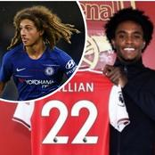 After Willian Move To Arsenal, Another Blues Star Set To Join EPL Club.