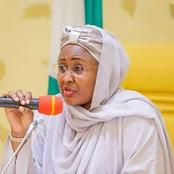 What Aisha Buhari Said About Women and Girls During For Today's International Women's Day