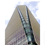 Britam tower, Kenya's tallest building