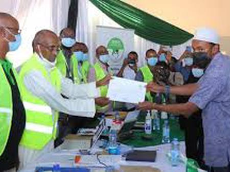 Reactions From Kenyans After IEBC Declared Abdulkadir Haji As The New Senator With No Contest