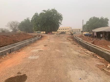 Kwara State Government commences the construction of Lafiagi Secretariat road