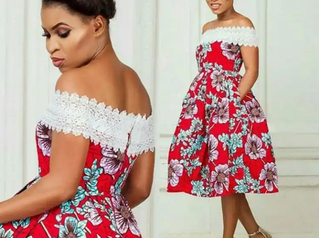 Take a peep at these amazing Ankara gown styles for ladies to sew