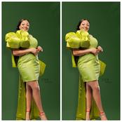 Lucy Is Becoming More Fashionable By The Day, Checkout Her Recent Hot Photo