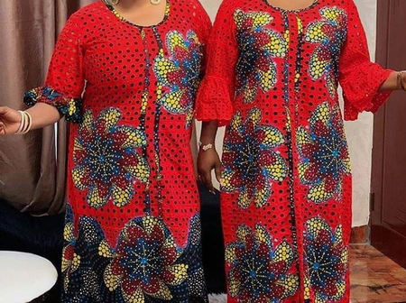 Sweet Mothers, See 54 Beautiful Native Designs You Can Rock On Easter Sunday To Look Gorgeous