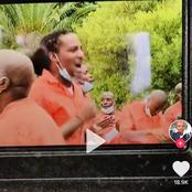 Video Of MaBrigado Singing With Inmates