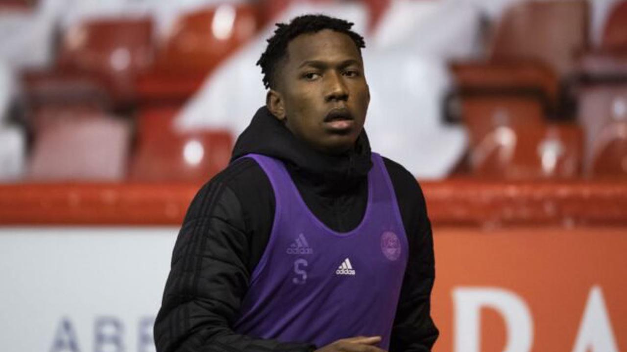 Kieran Ngwenya: Kelty Hearts swoop for highly-rated Aberdeen kid - as striker departs