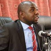 """You Are Admitting That You Stole 2017 Elections,"" Murkomen Hits at President Kenyatta"