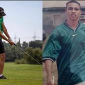 Remember Ex Super Eagles Star Osazee Odemwingie?, Checkout His Recent Photos And What He's Now Doing