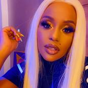 Check out Femi one's earrings that sparked reactions online