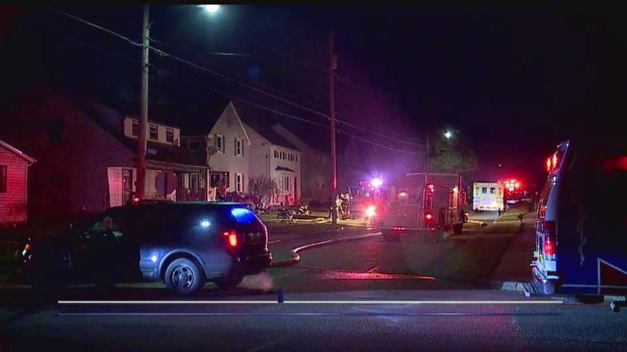 Coroner rules death of woman in Struthers fire accidental